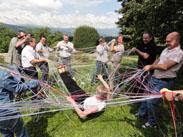séminaire team building cohésion